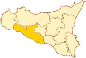 Immagine della Sicilia, provincia di Agrigento