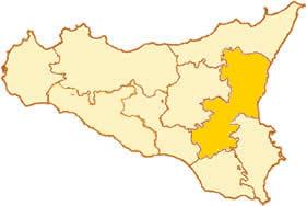 Immagine della Sicilia, provincia di Catania