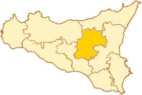Immagine della Sicilia, provincia di Enna