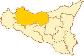 Immagine della Sicilia, provincia di Palermo