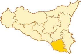 Immagine della Sicilia, provincia di Ragusa