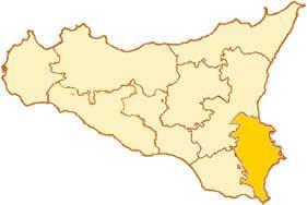 Immagine della Sicilia, provincia di Siracusa