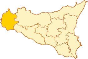 Immagine della Sicilia, provincia di Trapani