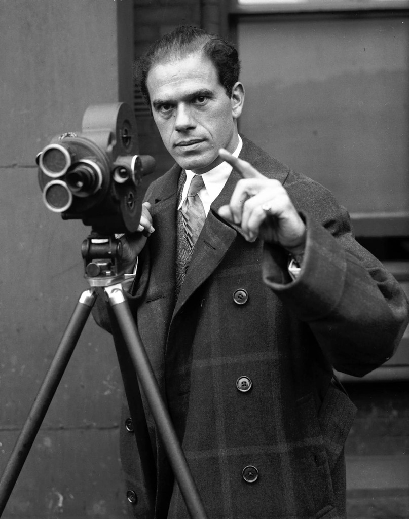 Frank Russell Capra