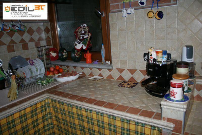 CUCINA IN MURATURA | EDIL3T