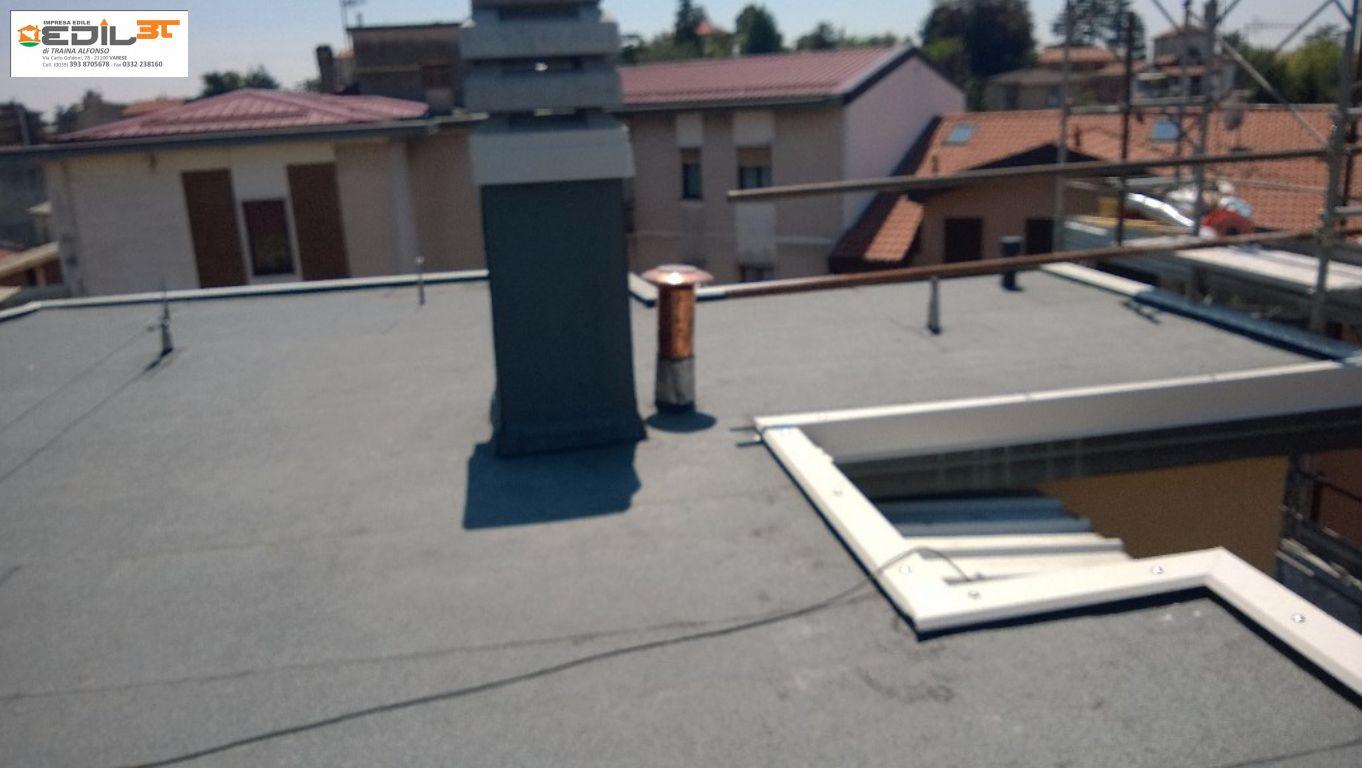 Beautiful rifacimento terrazzo images idee arredamento for Prezzi roofingreen