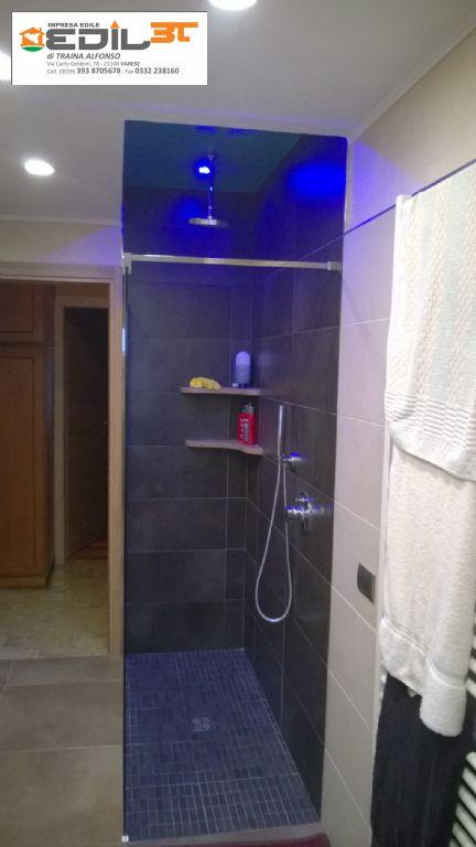 Cabine doccia vasca ariston angolare - Cabine doccia in muratura ...