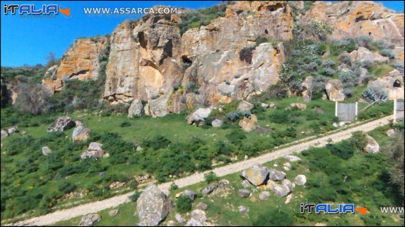 THOLOS DELLA GURFA - Drone Images