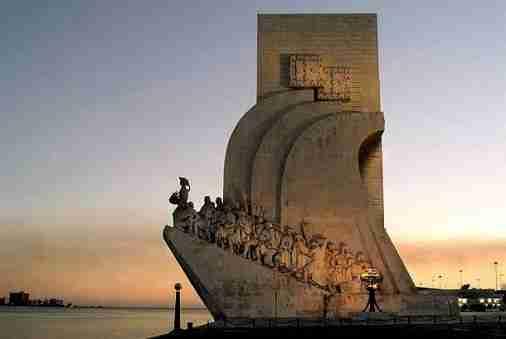 Lisbona, la fabbrica della luce