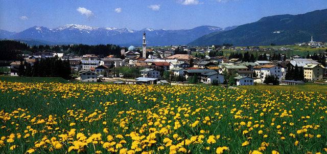 <b>Il fascino dell'Altopiano di Asiago (o dei 7 Comuni)</b> -I-