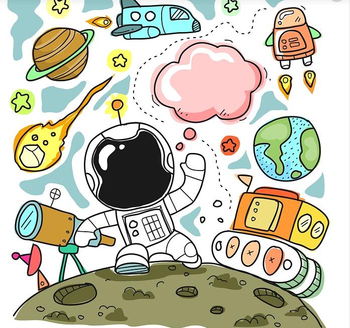L`astronauta