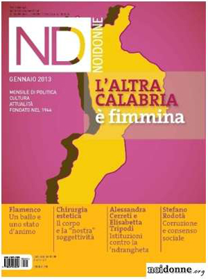 <b>L'altra Calabria � fimmina</b>