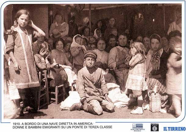 <b>Testimonianze delle comunità aliesi (1860-1932)</b> II^parte