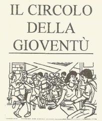 <b>IL CIRCOLO DELLA GIOVENTU' - ALIA 1964</b>