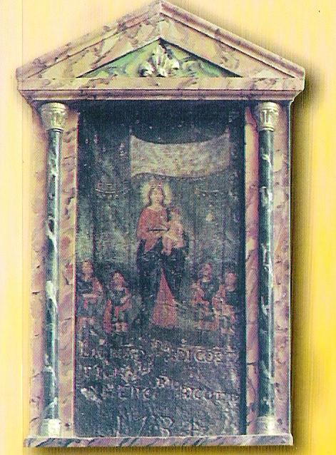 <b>La madonna di Costantinopoli</b>