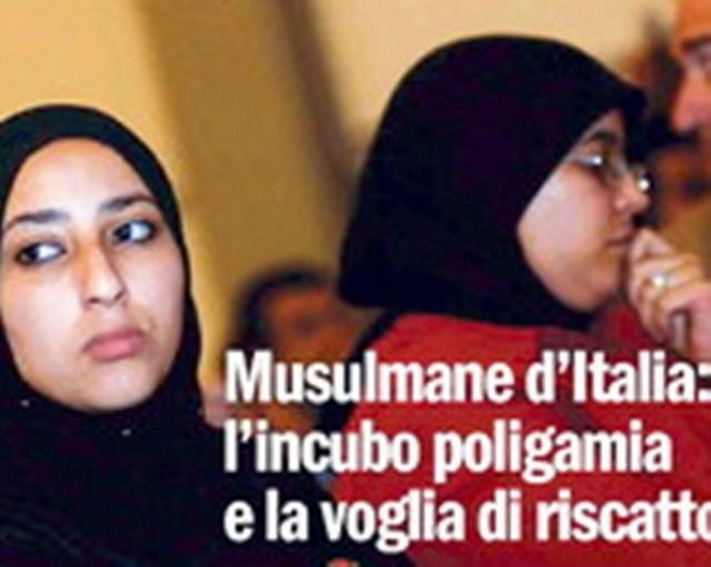 <b>Musulmane d'Italia</b>