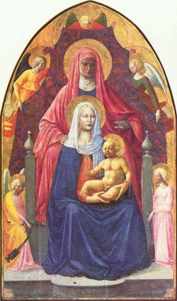 <b>Saint Ann's  Nenia de Niño</b>
