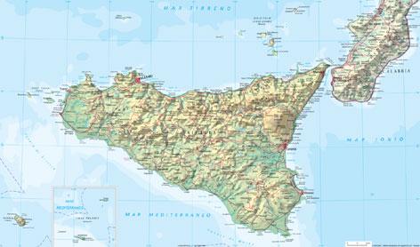 <b>Così nacque la Sicilia </b>