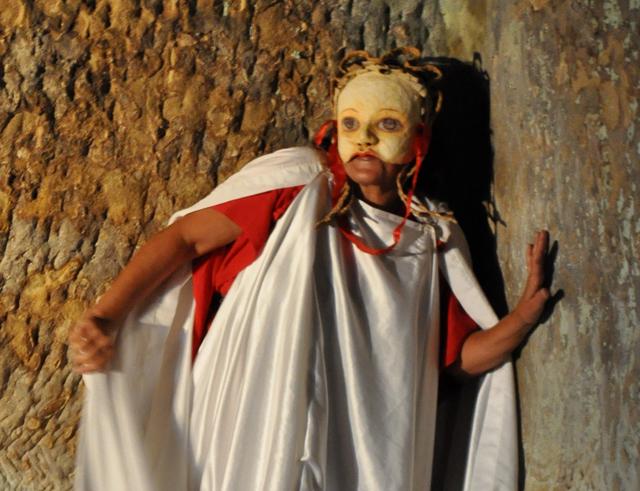 <b>Teatro classico alle grotte della  Gurfa</b>