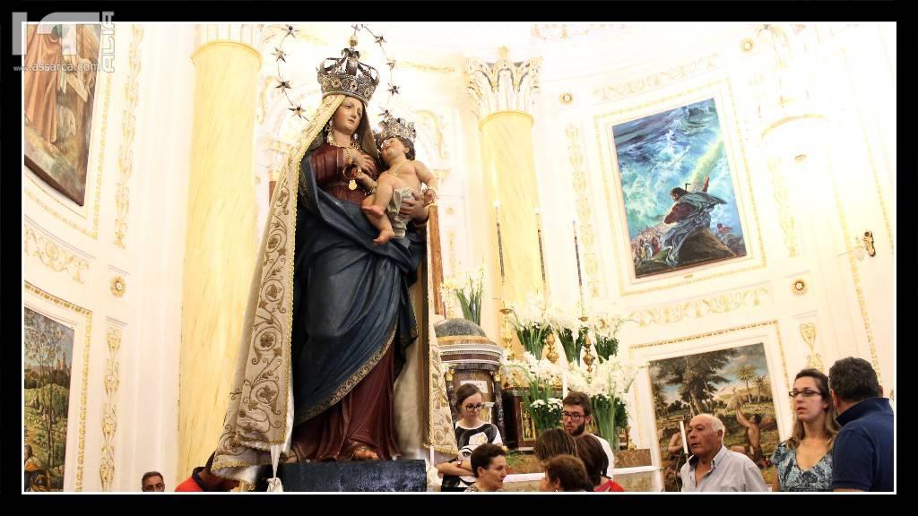 Momenti Festa Madonna Delle Grazie - Alia 2 Luglio 2018 - (2p)