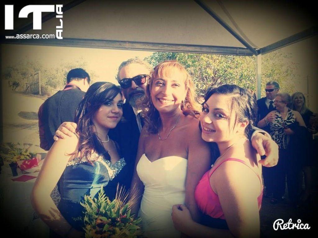 13/09/2014 MATRIMONIO ENZO E DONY ALLE GROTTE DELLA GURFA...................