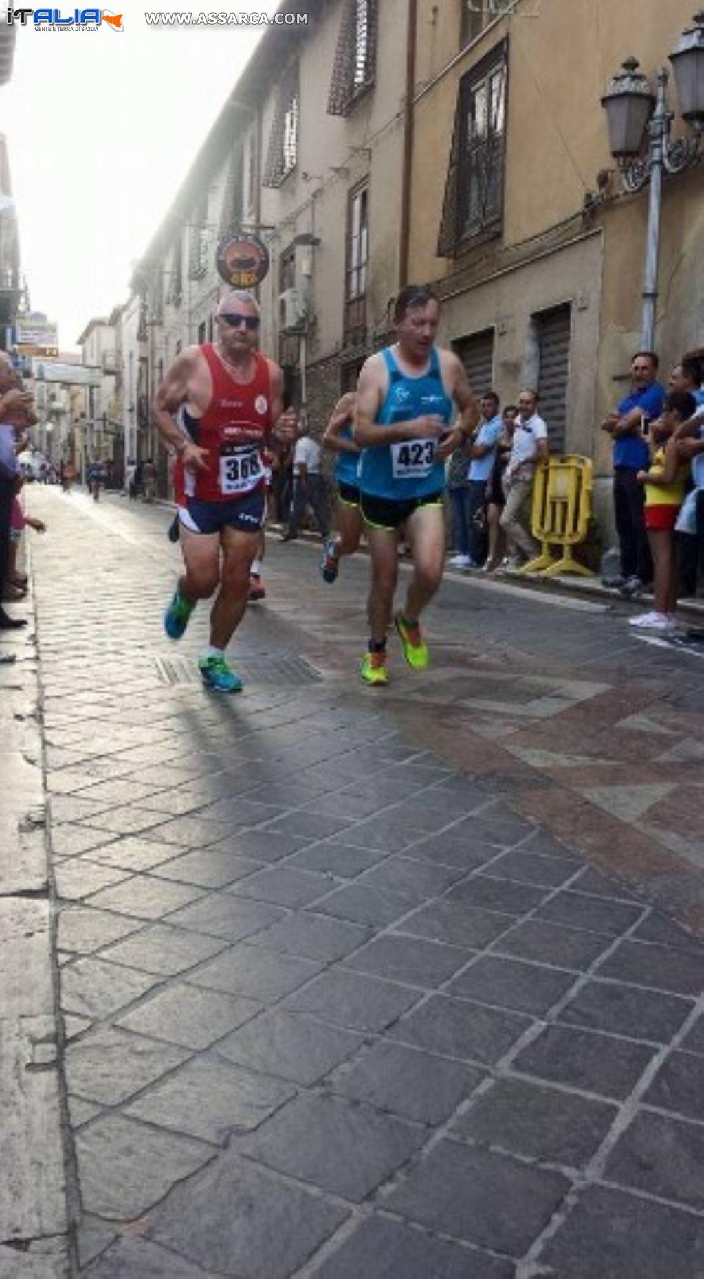 GARA PODISTICA DEL BIO-RACE CITTÀ DI VALLEDOLMO