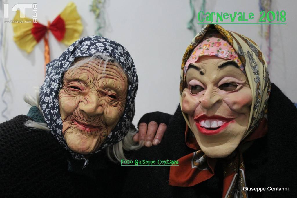 SERATA DANZANTE & MASCHERA ITINERANTE