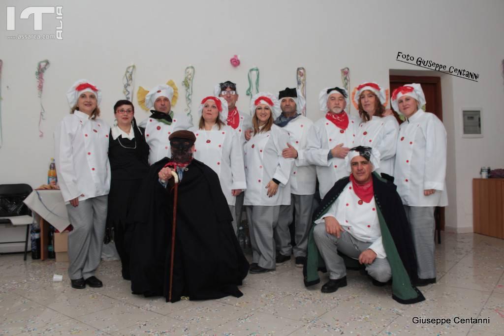 Cucinamu e mangiamu - I master chef di carnevale