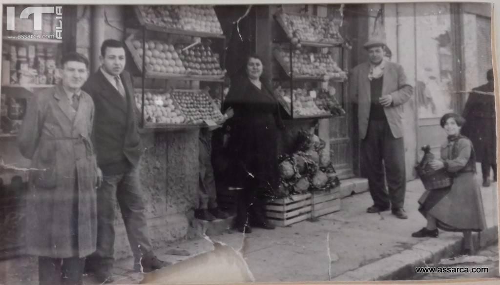 La famiglia Lo Buglio e la storia delle panelle.