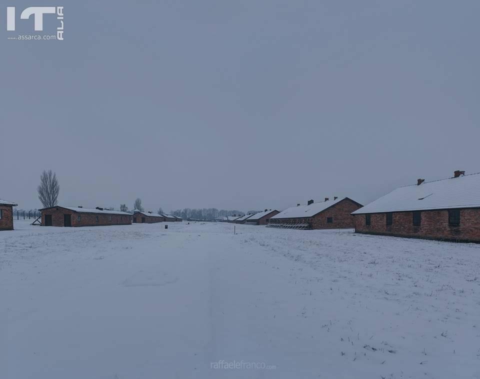 Auschwitz Memorial  - fotoracconto di Raffaele Franco