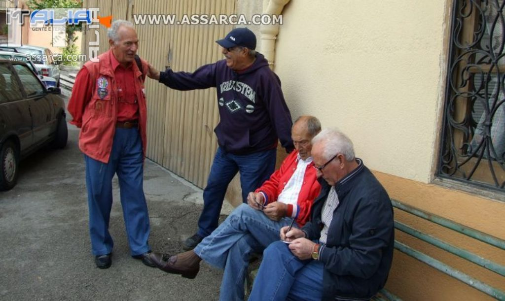 VI EDIZIONE - RADUNO AUTO STORICHE - NICK DIOGUARDI - ALIA 16 SETT.2012,