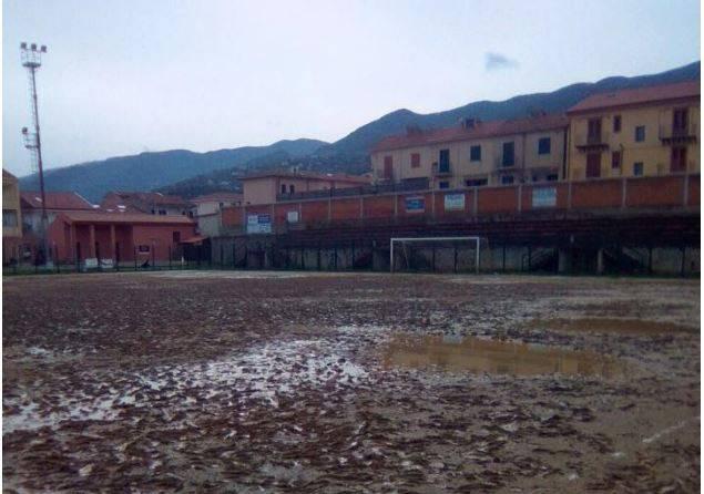 Polisportiva Castelbuono - Mazara Calcio - Recupero Eccellenza