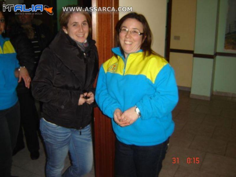 GIORNATA DEL VOLONTARIATO, ORGANIZZATA DELLA MISERICORDIA DI ALIA, 30/12/2011