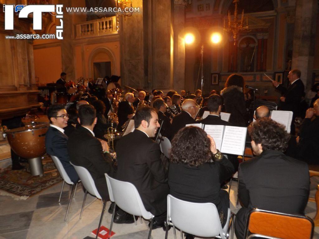 CONCERTO DELLA BANDA MUSICALE DI VALLEDOLMO