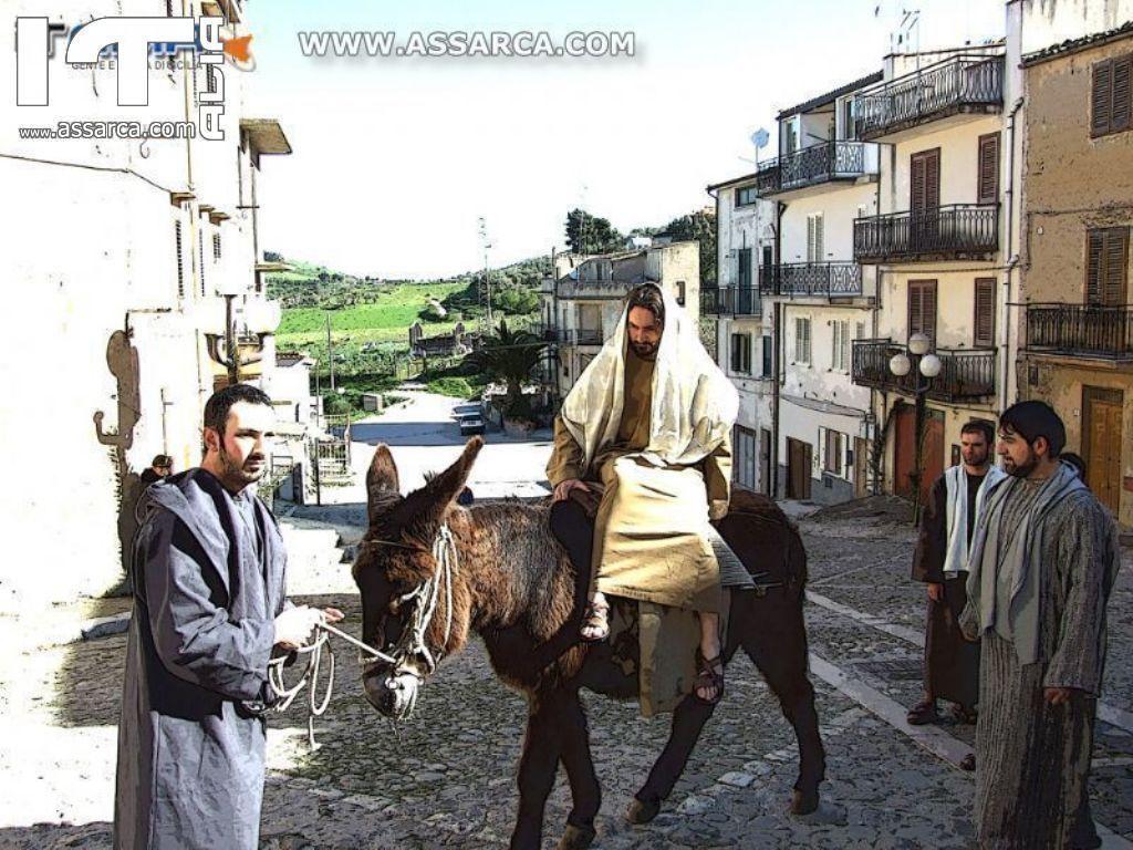 LA DOMENICA DELLE PALME AD ALIA (28 Marzo 2010),