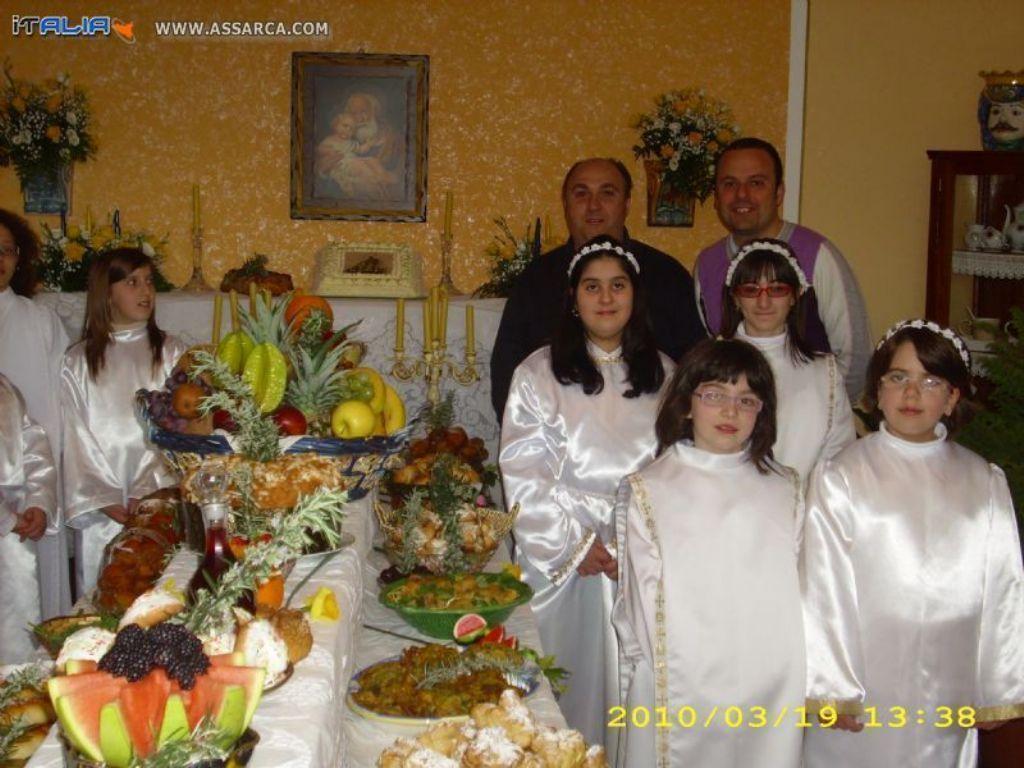 Li Virginieddi, organizzata dalla Sig.na Di Piazza Giuseppina, la S. Messa di ringraziamento è stata celebrata c/o il Santuario Maria SS. Delle Grazie,
