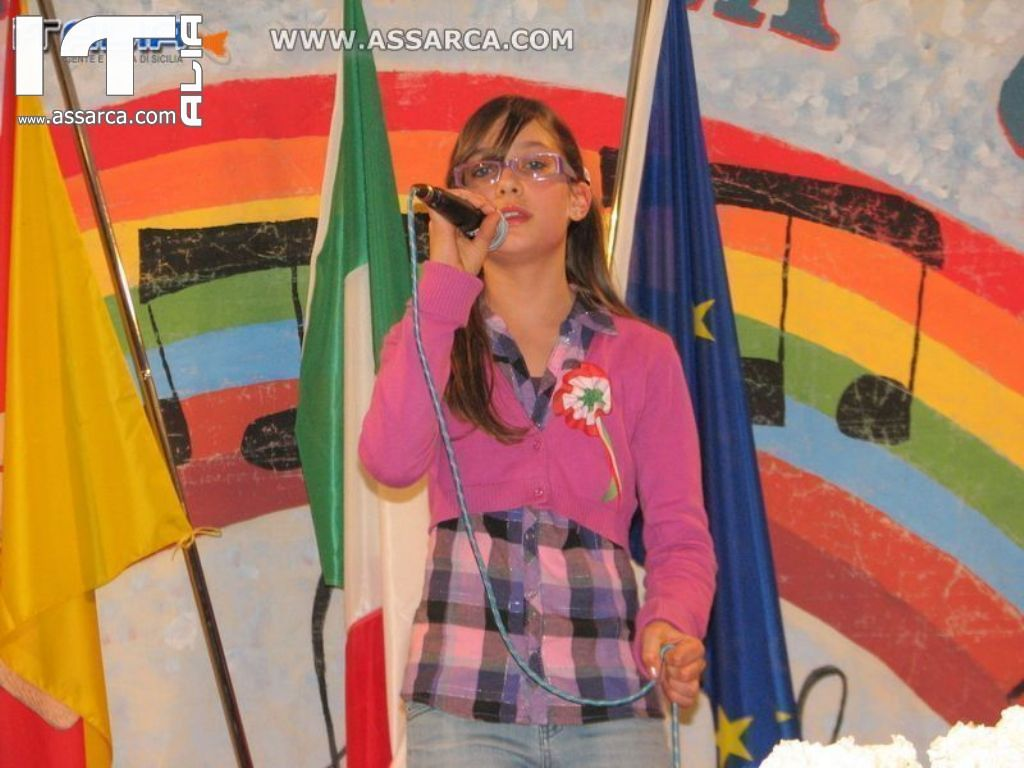 Valledolmo - XV festival comunale della canzone,