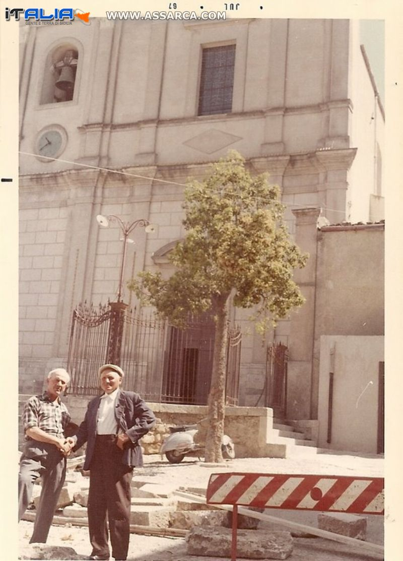 SCALINATA DELLA MADRICE 1967
