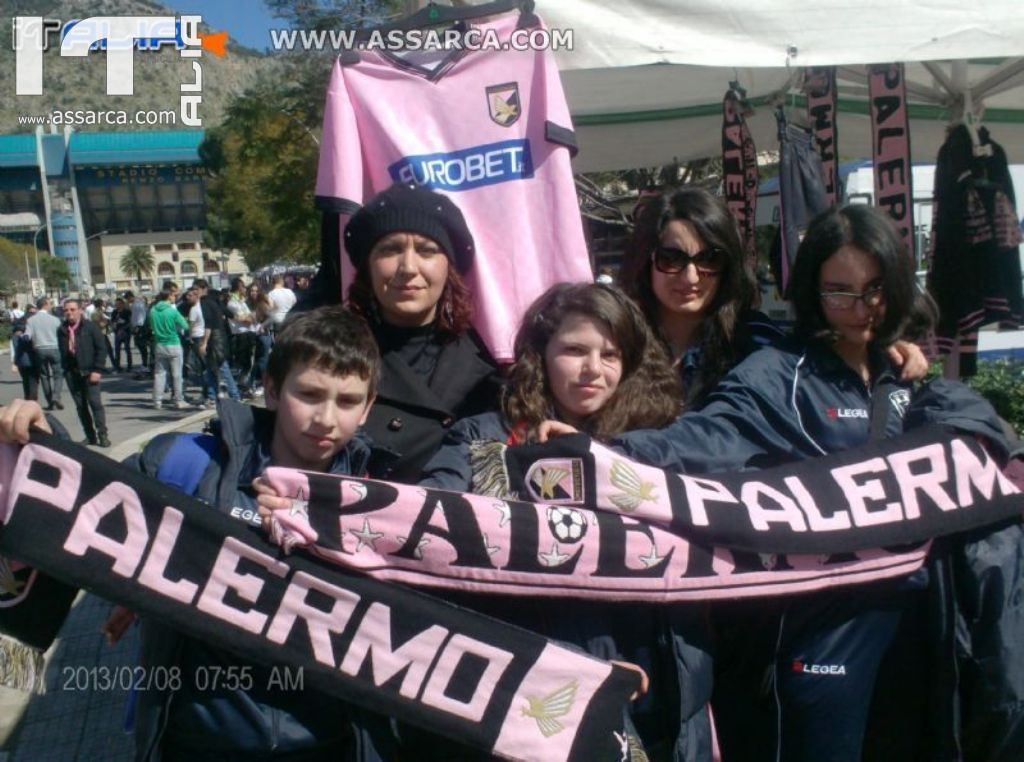 PARTITA PALERMO VS SIENA