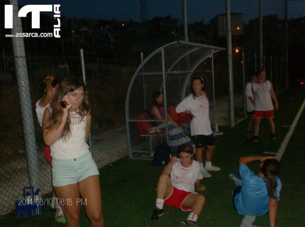 """Memorial """"Runfola-Cardella"""" TRIANGOLARE FEMMINILE CALCIO A 5 TRA USD PRO ALIA-MARINEO-ROCCAPALUMBA.,"""