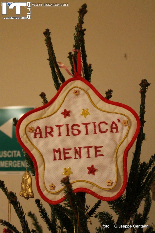 ARTISTICAMENTE   MERCATINO DI NATALE AD ALIA