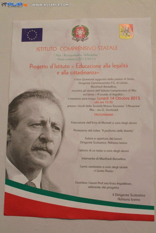 EDUCAZIONE ALLA LEGALITÀ E ALLA CITTADINANZA.