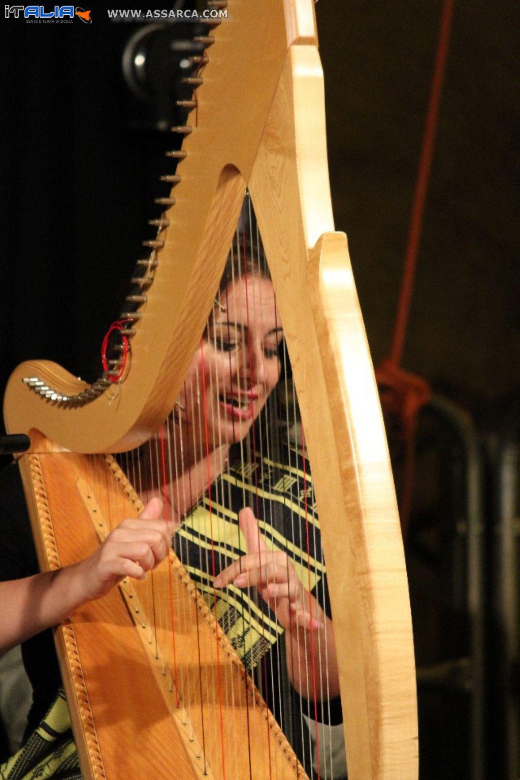NOTTE DI POESIA E MUSICA ALIA 30 AGOSTO 2015