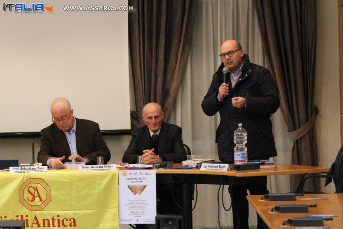SICILIANTICA - Inaugurazione sede di Rcccapalumba (PA) - 20/02/2015,