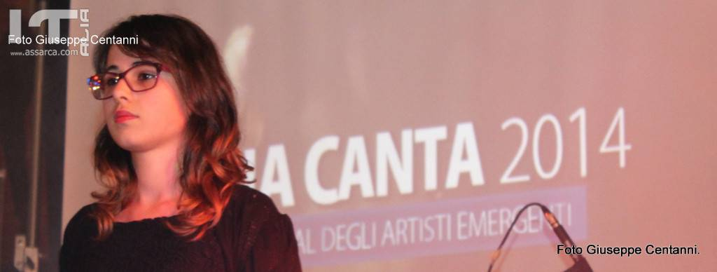 LE FOTO MAI VISTE DI ALIA CANTA 2014
