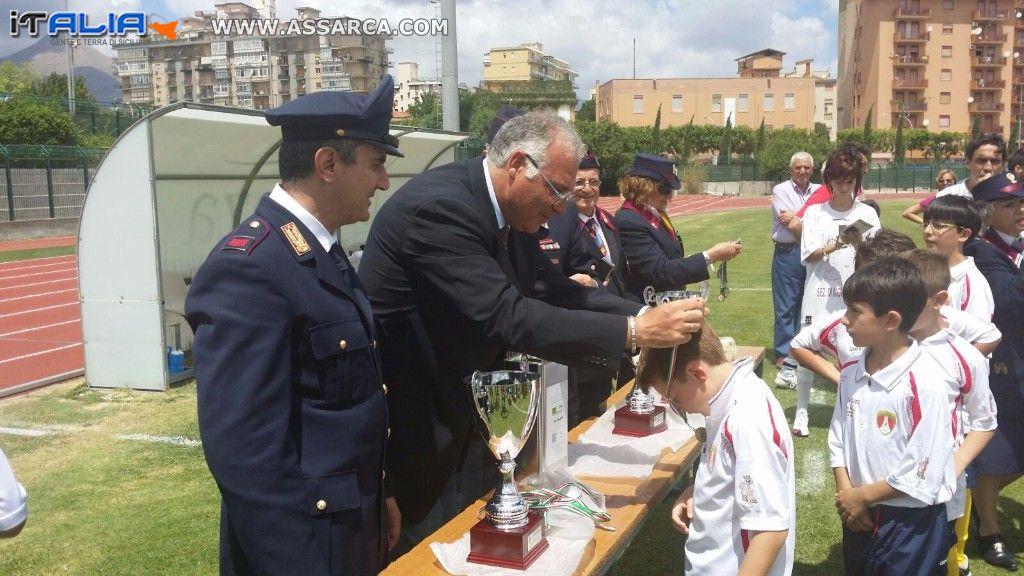 Insieme per il ricordo di Paolo Borsellino e della sua scorta