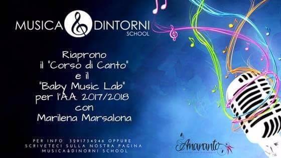 MUSICA E DINTORNI