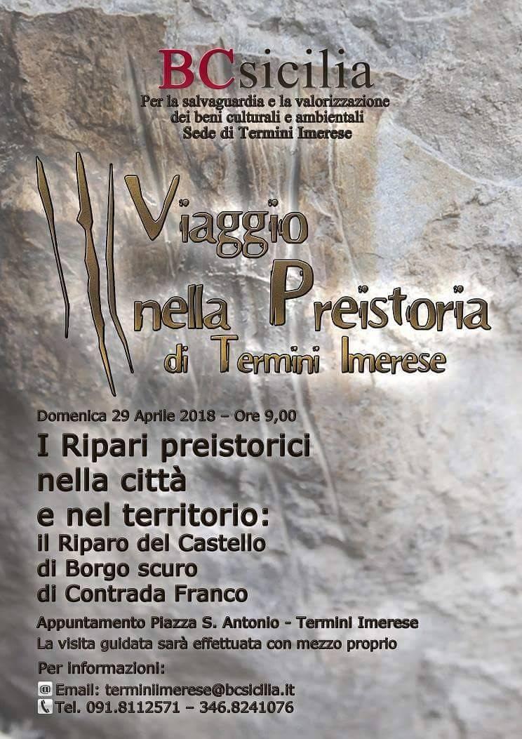 BC SICILIA. VIAGGIO NELLA STORIA