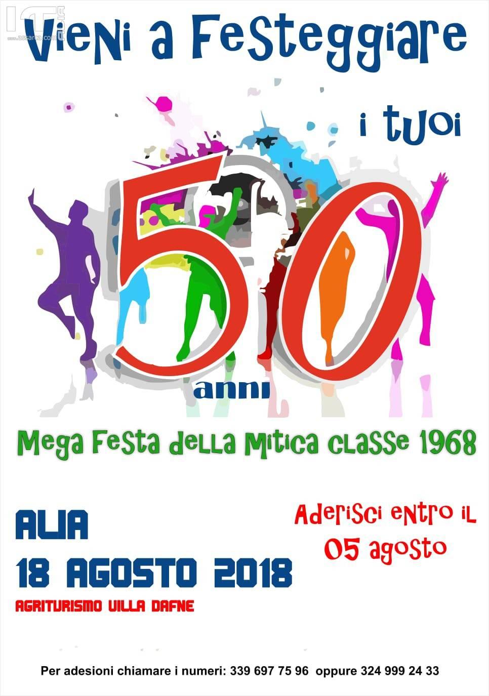 CLASSE 1968