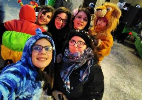 ALIMENA (PA): CARNEVALE 2019 VENERDÌ 1 MARZO